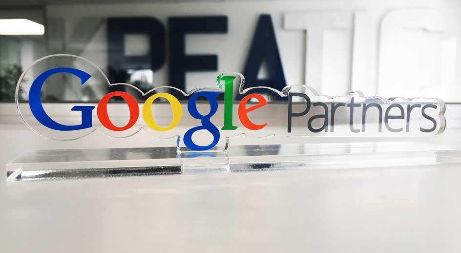 Kreatic partenaire Google